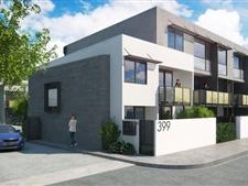 Terraced Townhouse - End Unit