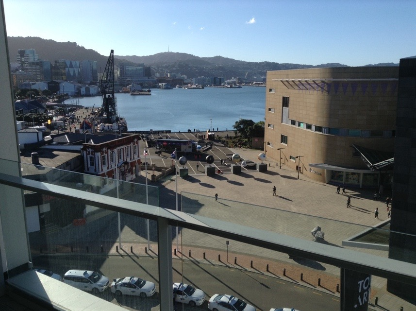 Large 3 Bedroom Apartment in Central Wellington